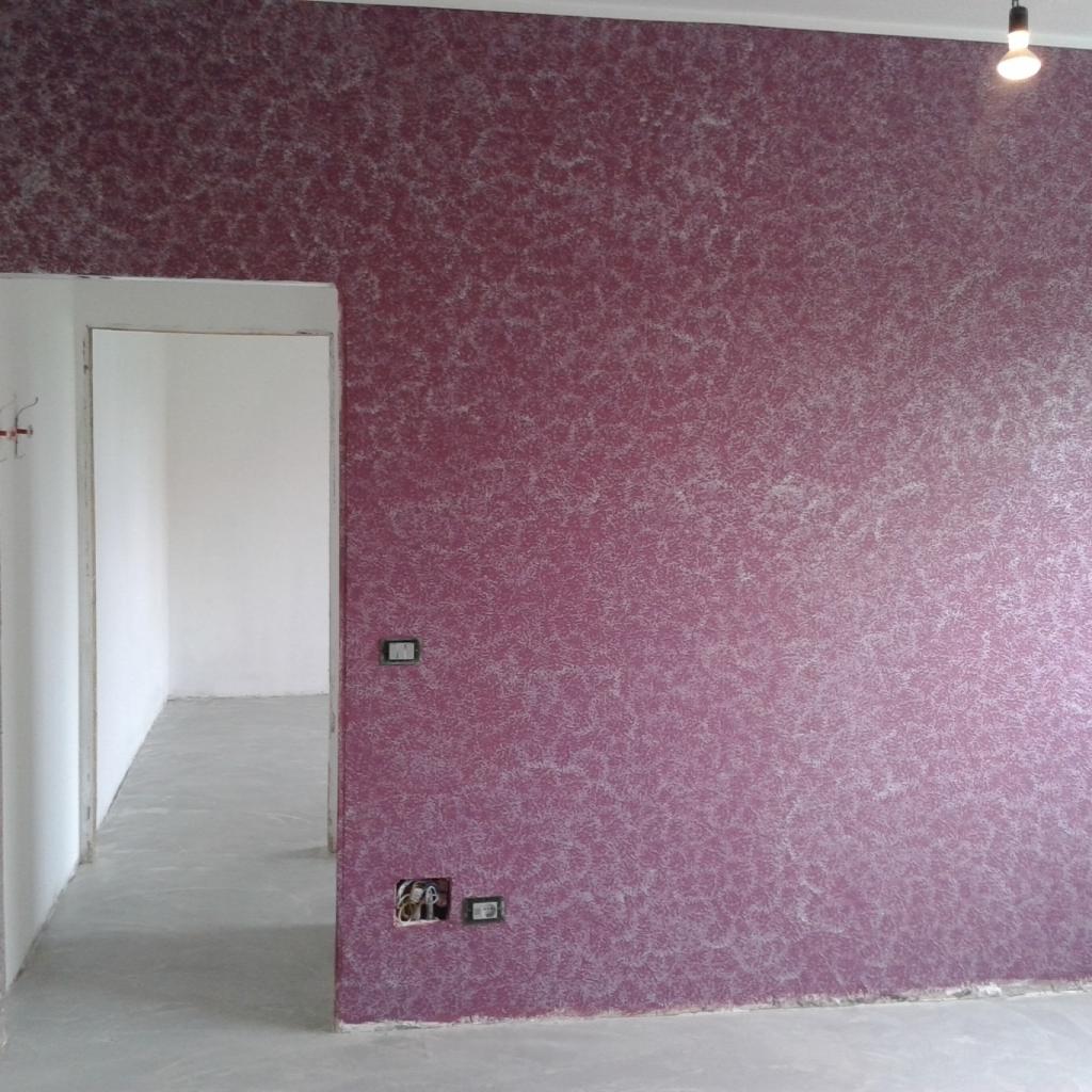 Decorazioni pareti bologna imbianchino decoratore bologna for Pareti effetto spugnato